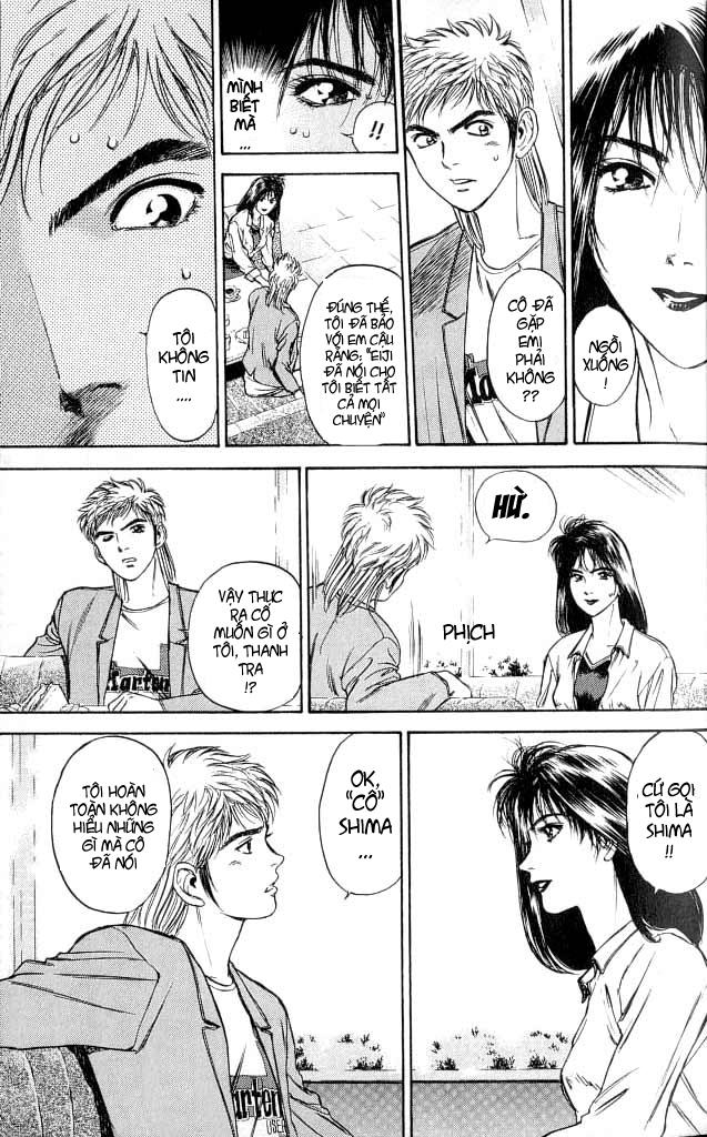 Psychometrer Eiji chapter 3 trang 5