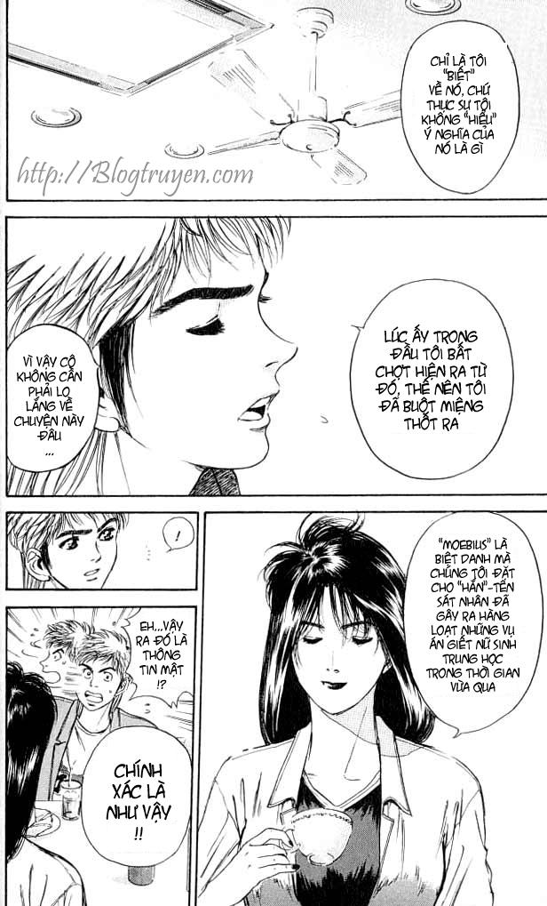 Psychometrer Eiji chapter 3 trang 6