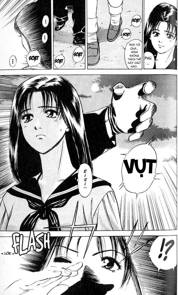 Psychometrer Eiji chapter 4 trang 10