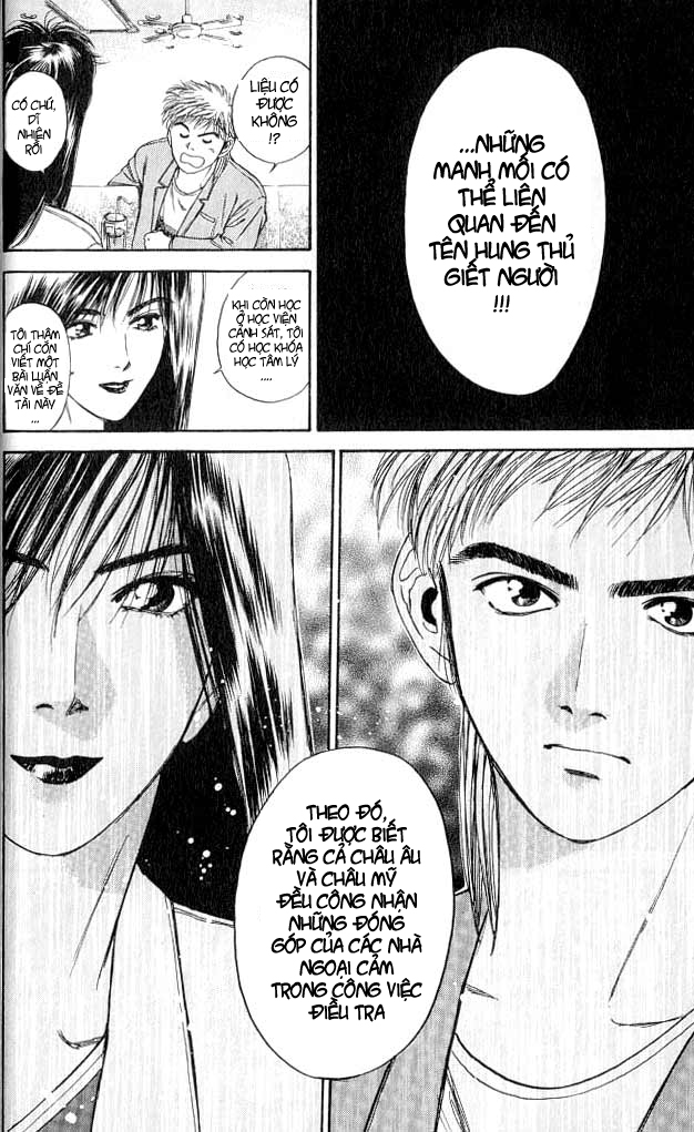 Psychometrer Eiji chapter 3 trang 10