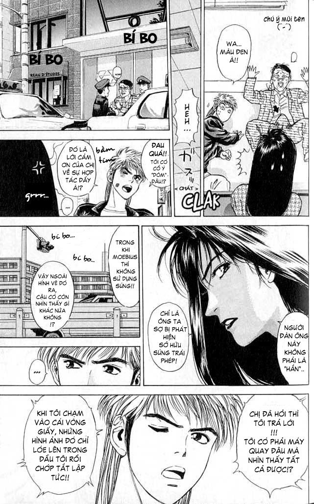 Psychometrer Eiji chapter 5 trang 19