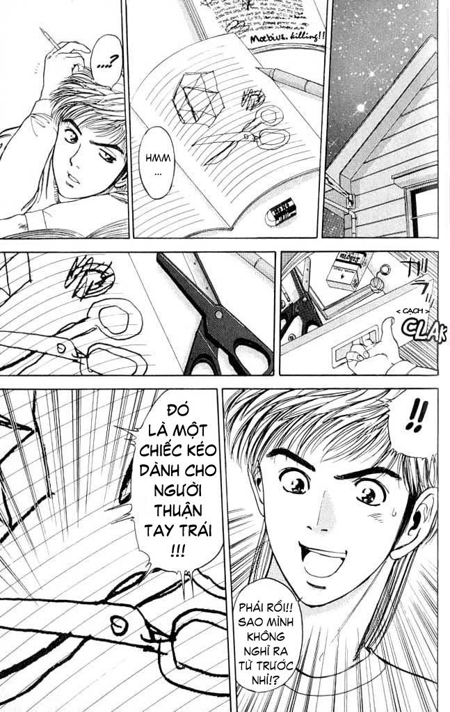Psychometrer Eiji chapter 5 trang 21