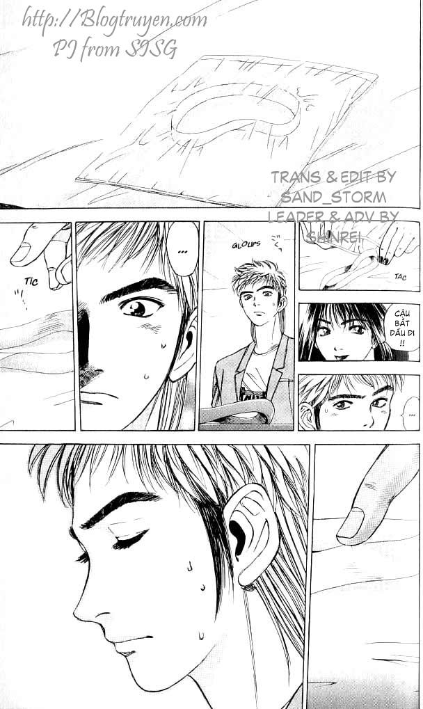 Psychometrer Eiji chapter 3 trang 15