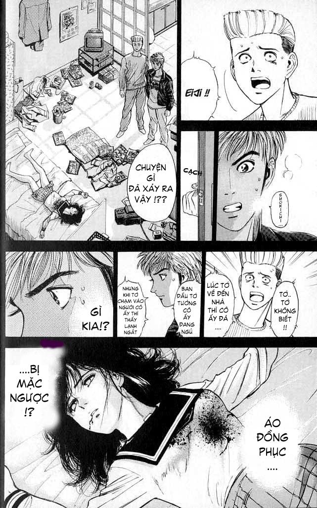 Psychometrer Eiji chapter 5 trang 22