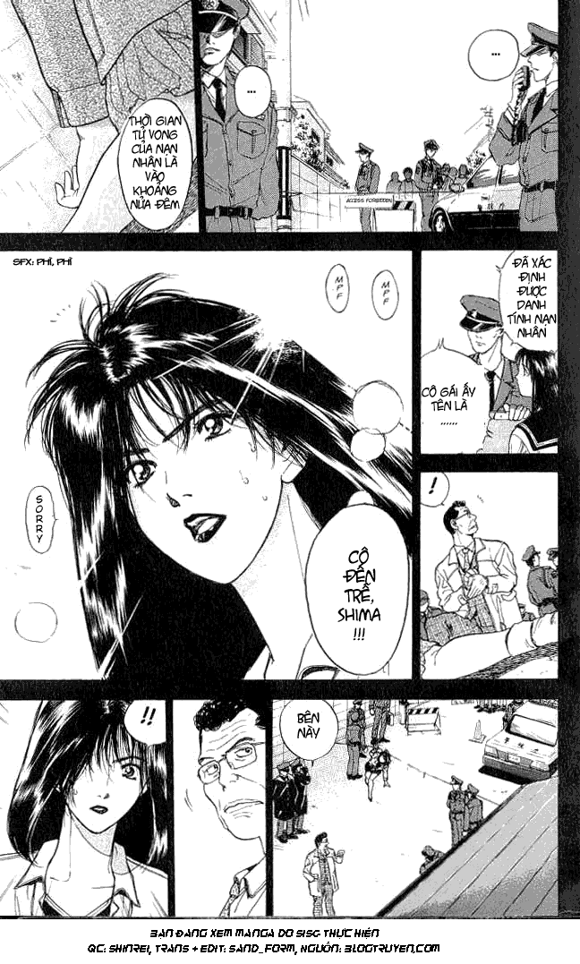 Psychometrer Eiji chapter 1 trang 7
