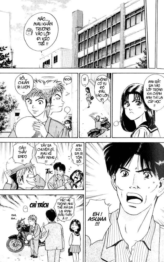 Psychometrer Eiji chapter 2 trang 13