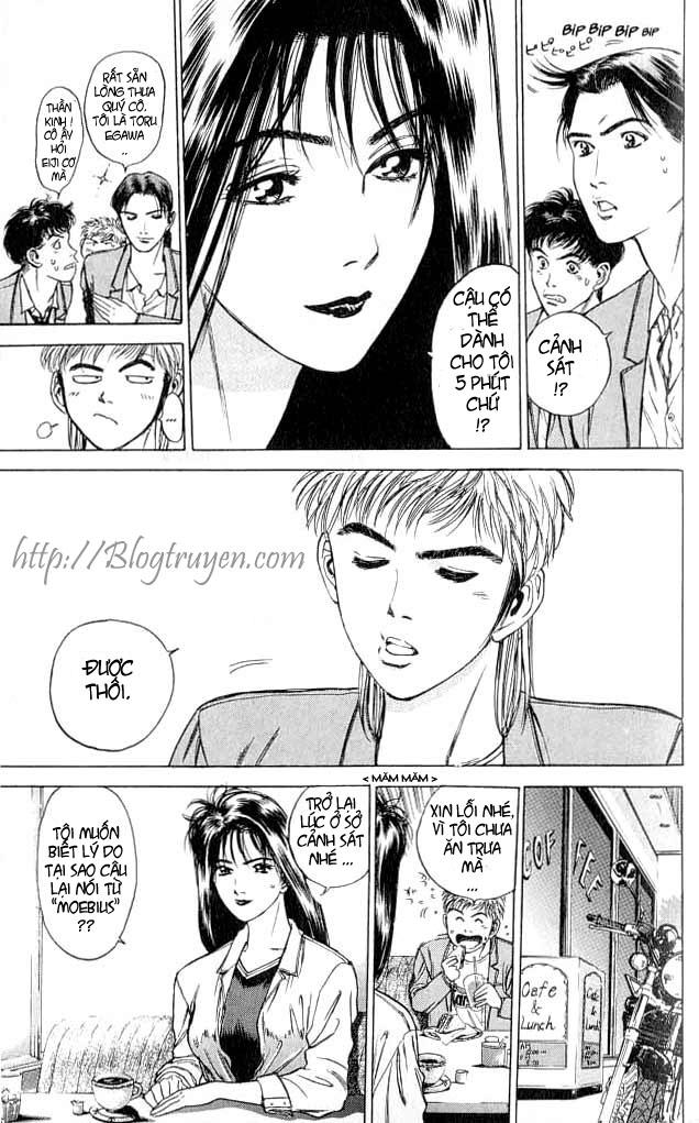 Psychometrer Eiji chapter 2 trang 17