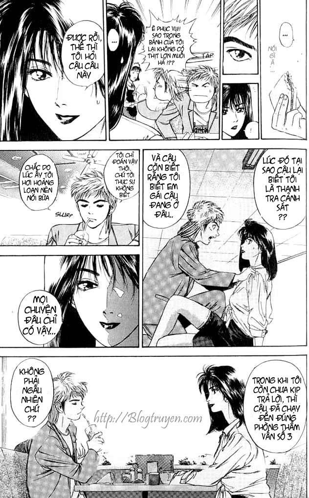 Psychometrer Eiji chapter 2 trang 19