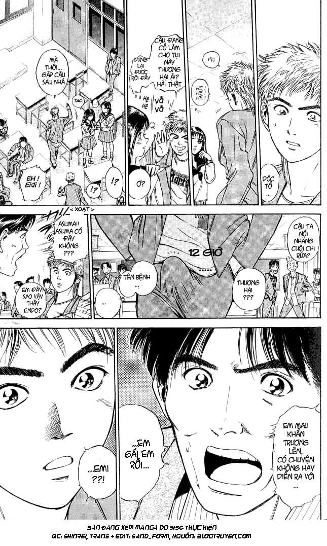 Psychometrer Eiji chapter 1 trang 16