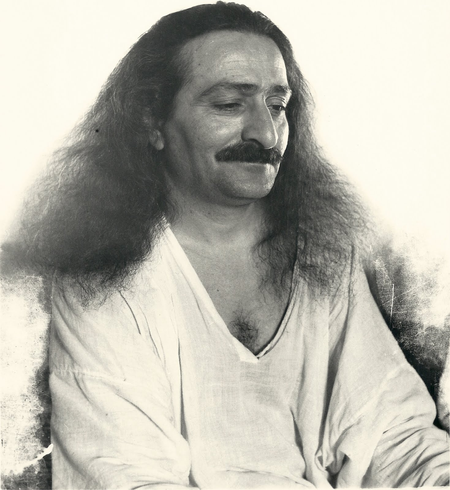 Love Personified: Meher Baba Photos Of Baba In 1936