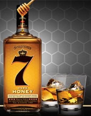 The Chuck Cowdery Blog Seagram S 7 Dark Honey Tastes Good