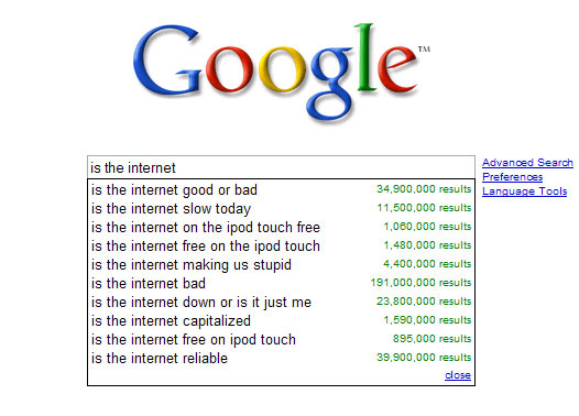 Life Without The Internet - Can You Imagine It? | Geeky Stuffs
