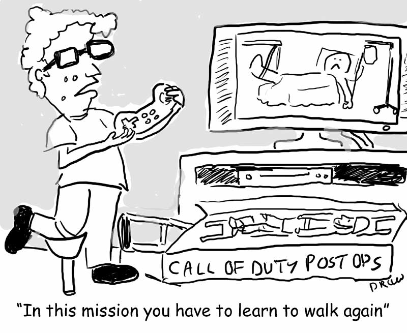 Call of Duty Cartoon