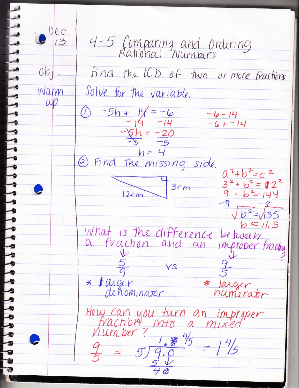 Ms Jean S Algebra Readiness Blog 4 5 Comparing And