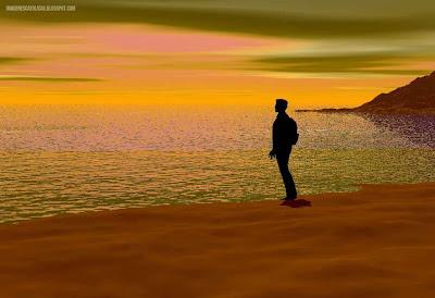 Resultado de imagen de paisajes con personas orando