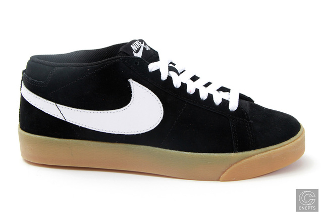 Nike SB Zoom Omar Salazar + Blazer CS | July 2010