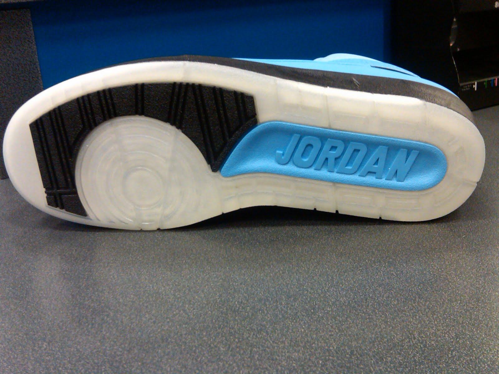 SoleSurvivor Detroit  Air Jordan Retro II (2) QF University Blue ... f8ab39517