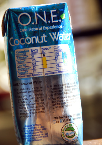 Drink The Clear Juice Inside Of Young Coconuts Aka Coconut Water Lacks Essential Ingredients That Sports Drinks Like Gatorade And Powerade Have