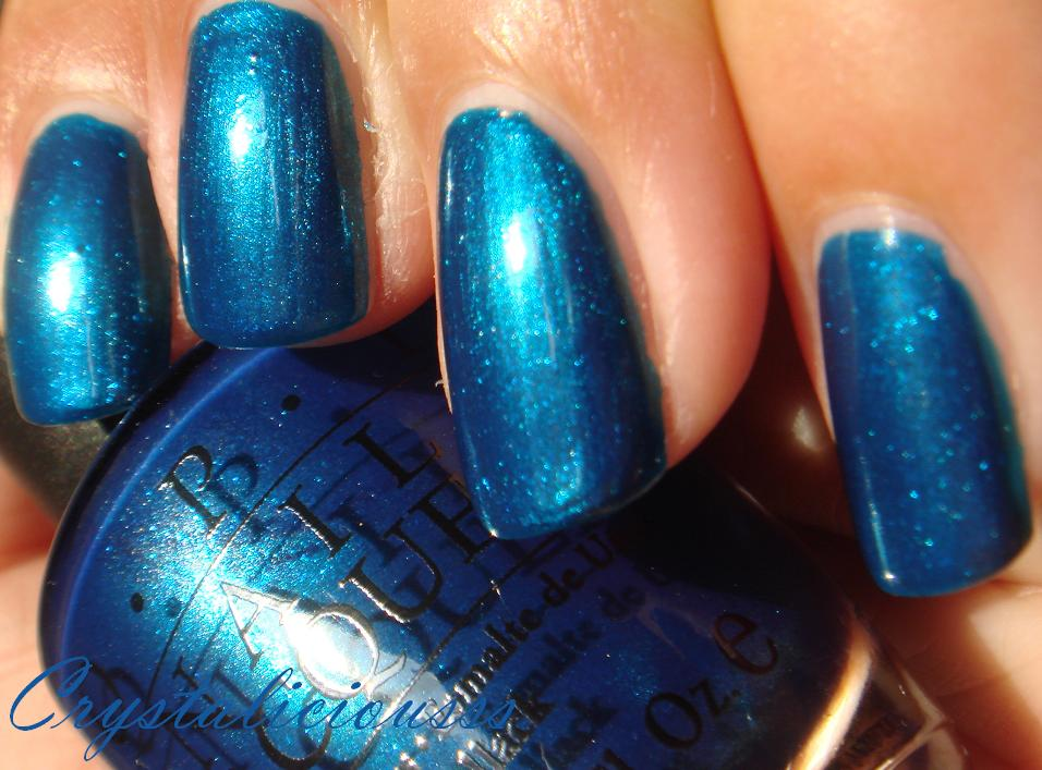 Crystal S Reviews Opi Fall Swiss Collection Yodel Me On