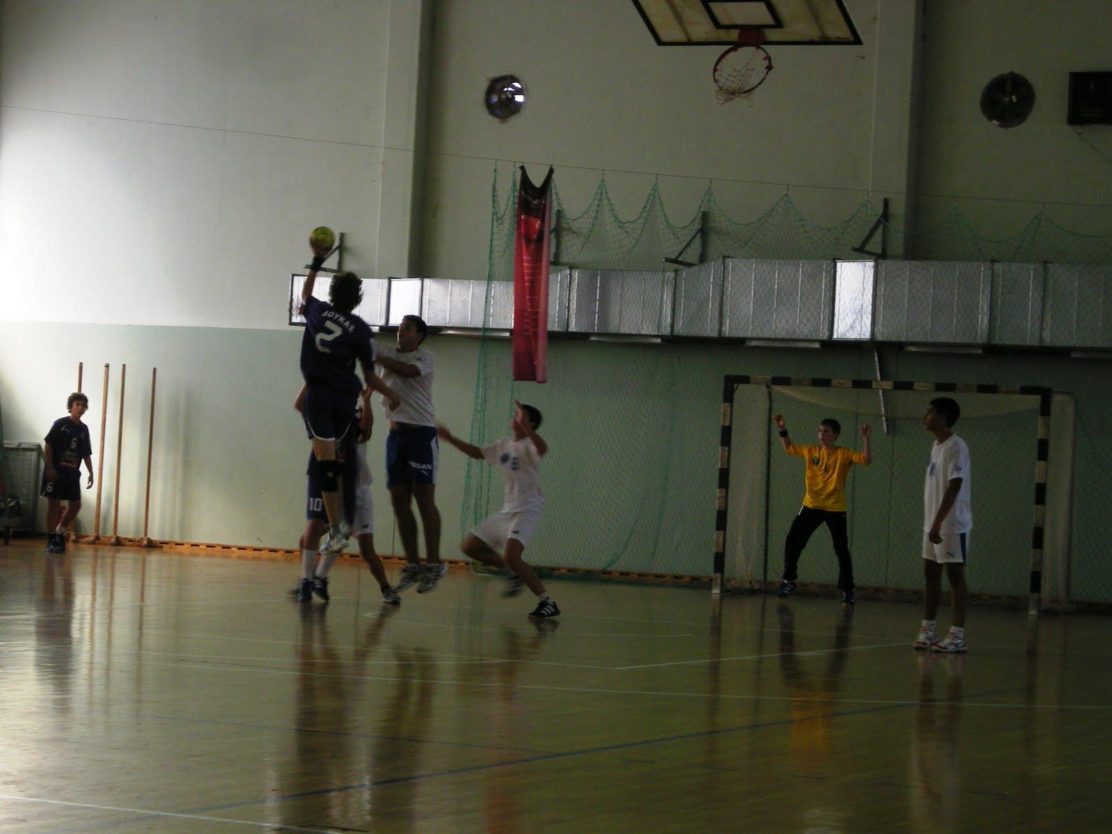 αστερασ αρησ: Α.Σ.Ε ΔΟΥΚΑ Παμπαίδες Handball: Σεπτεμβρίου 2010