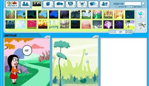 Comicweb5 6 Sitios Web para Crear tus Propios Cómics Gratis