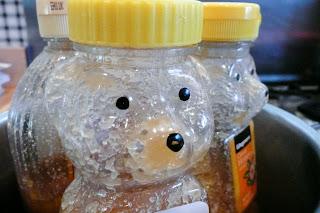 Feast Everyday Reversing Crystallized Honey