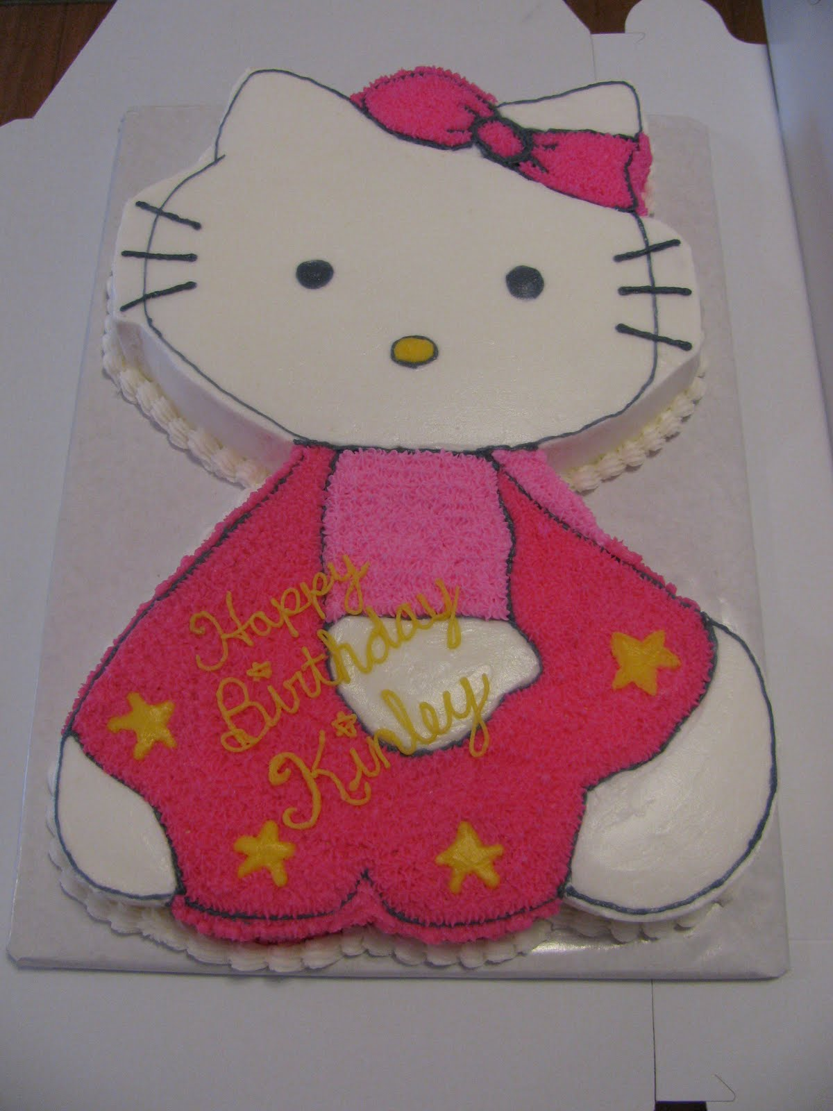 The Dessert Box Kinley And Quot Hello Kitty Quot