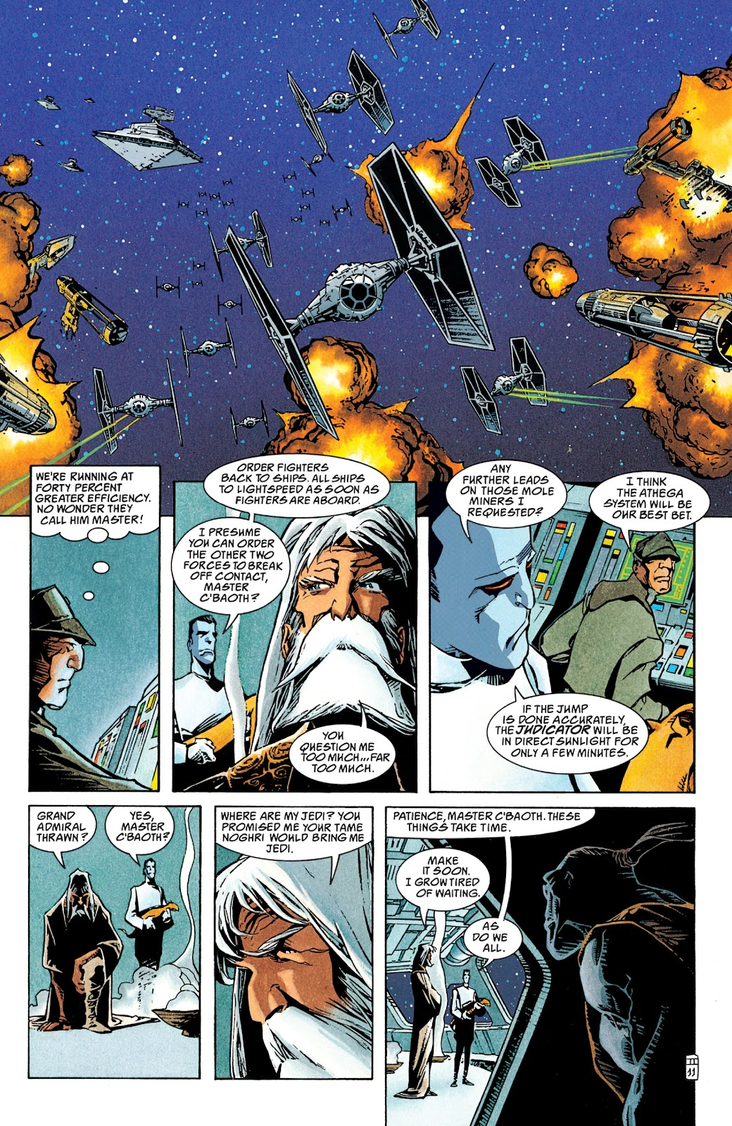Read online Star Wars Legends: The New Republic - Epic Collection comic -  Issue # TPB 4 (Part 1) - 42