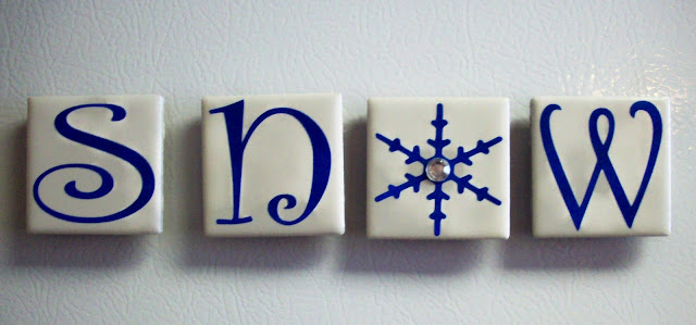 Snow Magnets