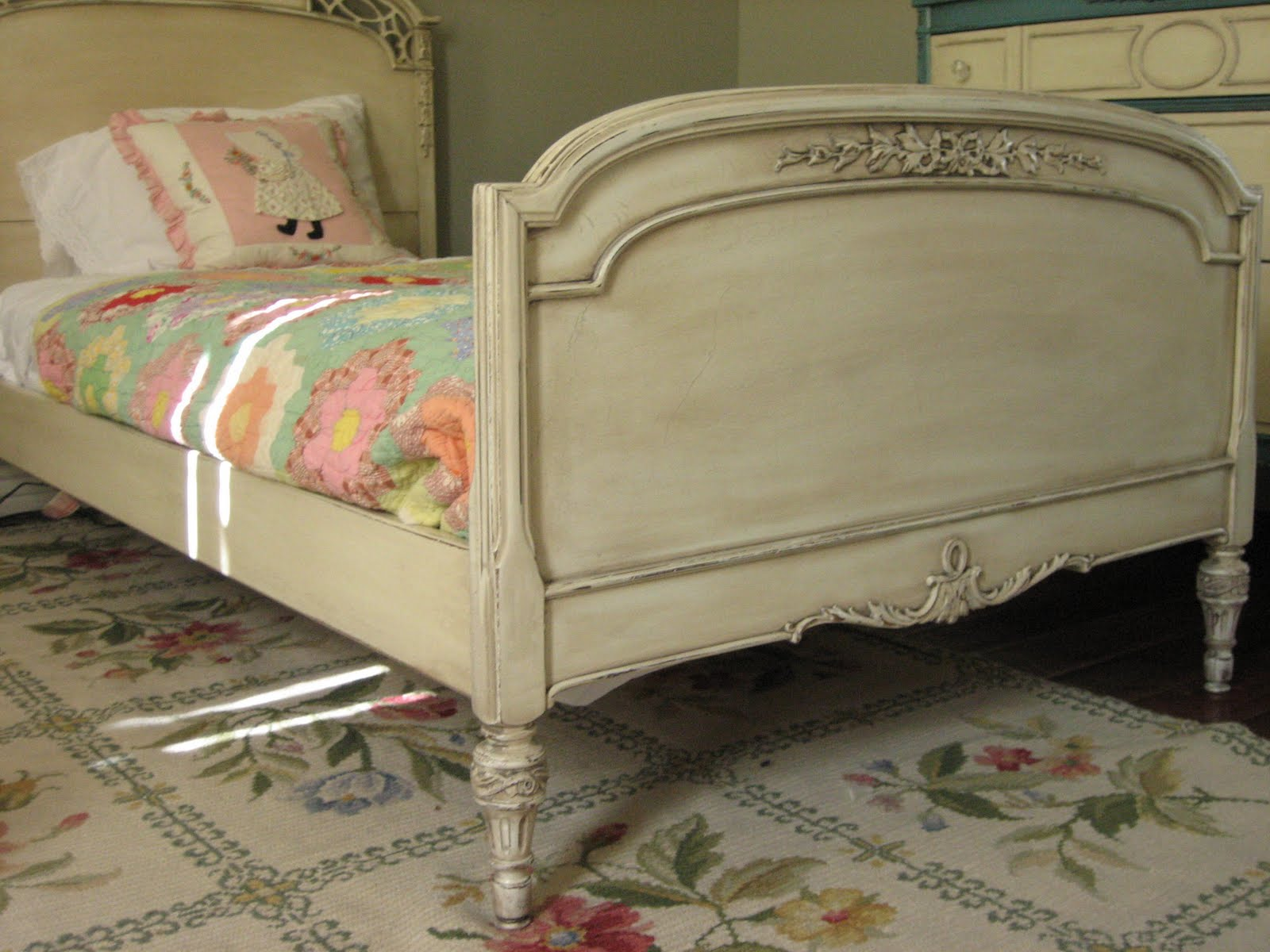 european paint finishes: ~antique french bedroom set~