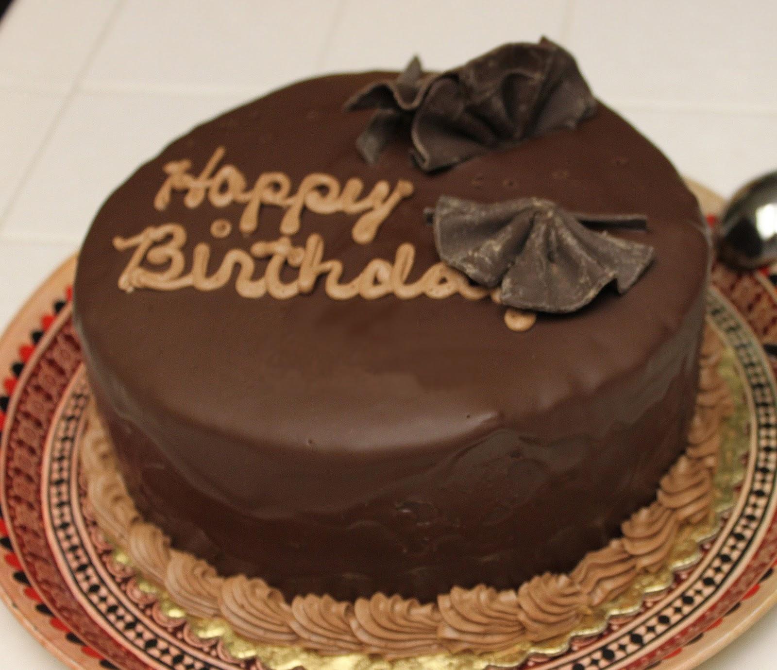Chocolate Divine Cake