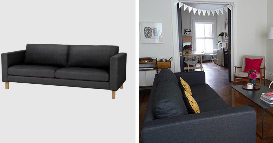 black white yellow the great sofa search ikea karlstad