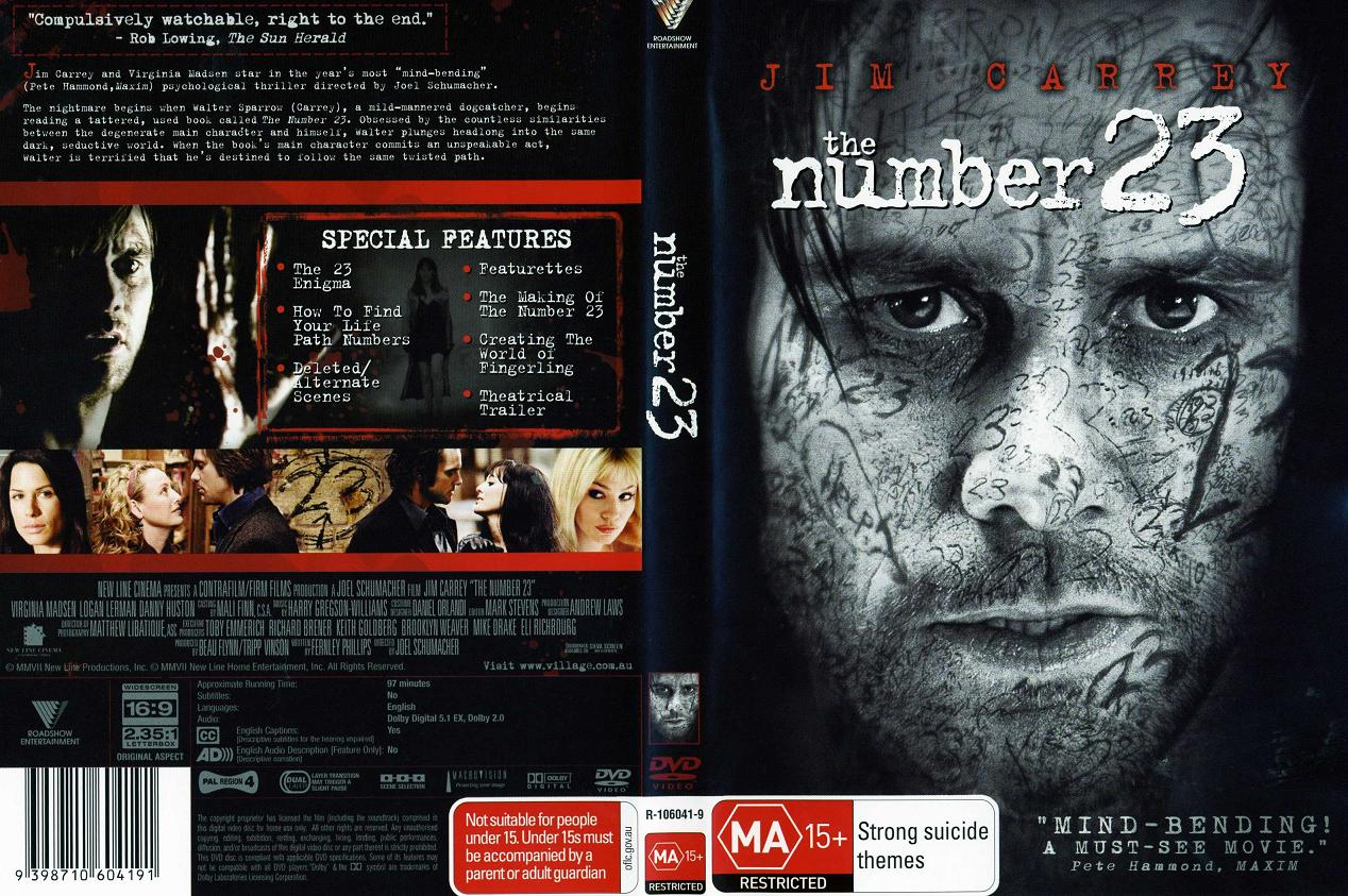 Movies Collection The Number 23 2007
