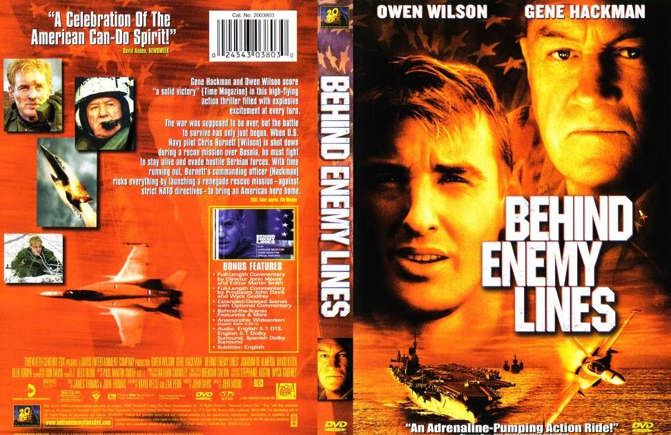 Movies Collection: BEHIND ENEMY LINES (2)