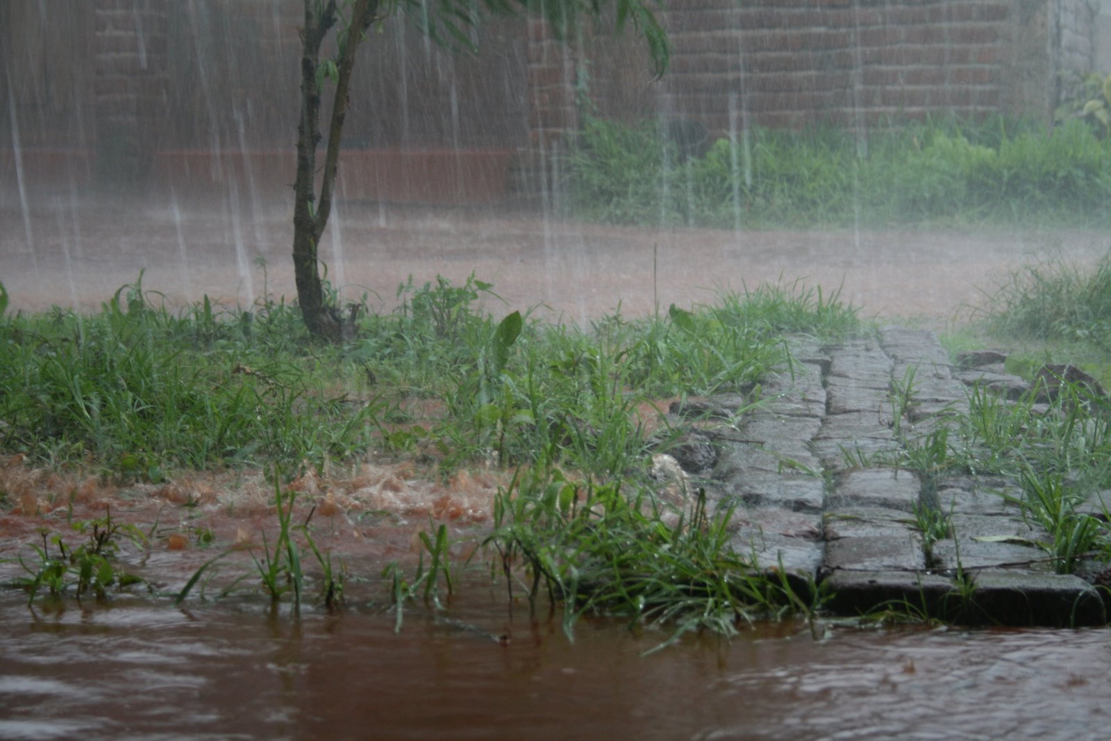 Life In Mozambique: Rainy Season