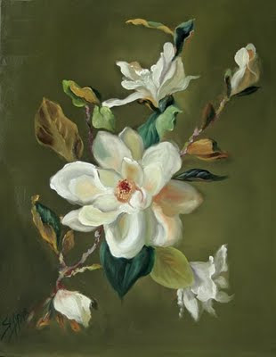 The Daily Muse by Susan Martin Spar: Oil Painting of ...