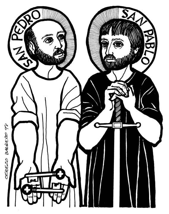 Christ Episcopal Church, Albertville: Feast of Saint Peter ...