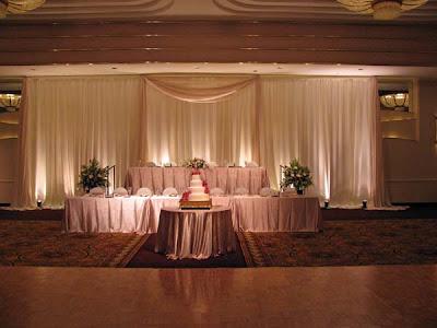 Wedding Veils Cheap Wedding Backdrop Ideas