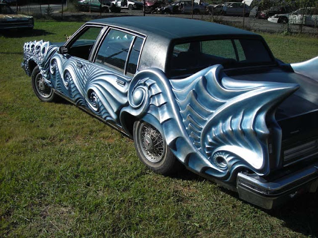 Top Cool Cars: Cool Car Paint Jobs