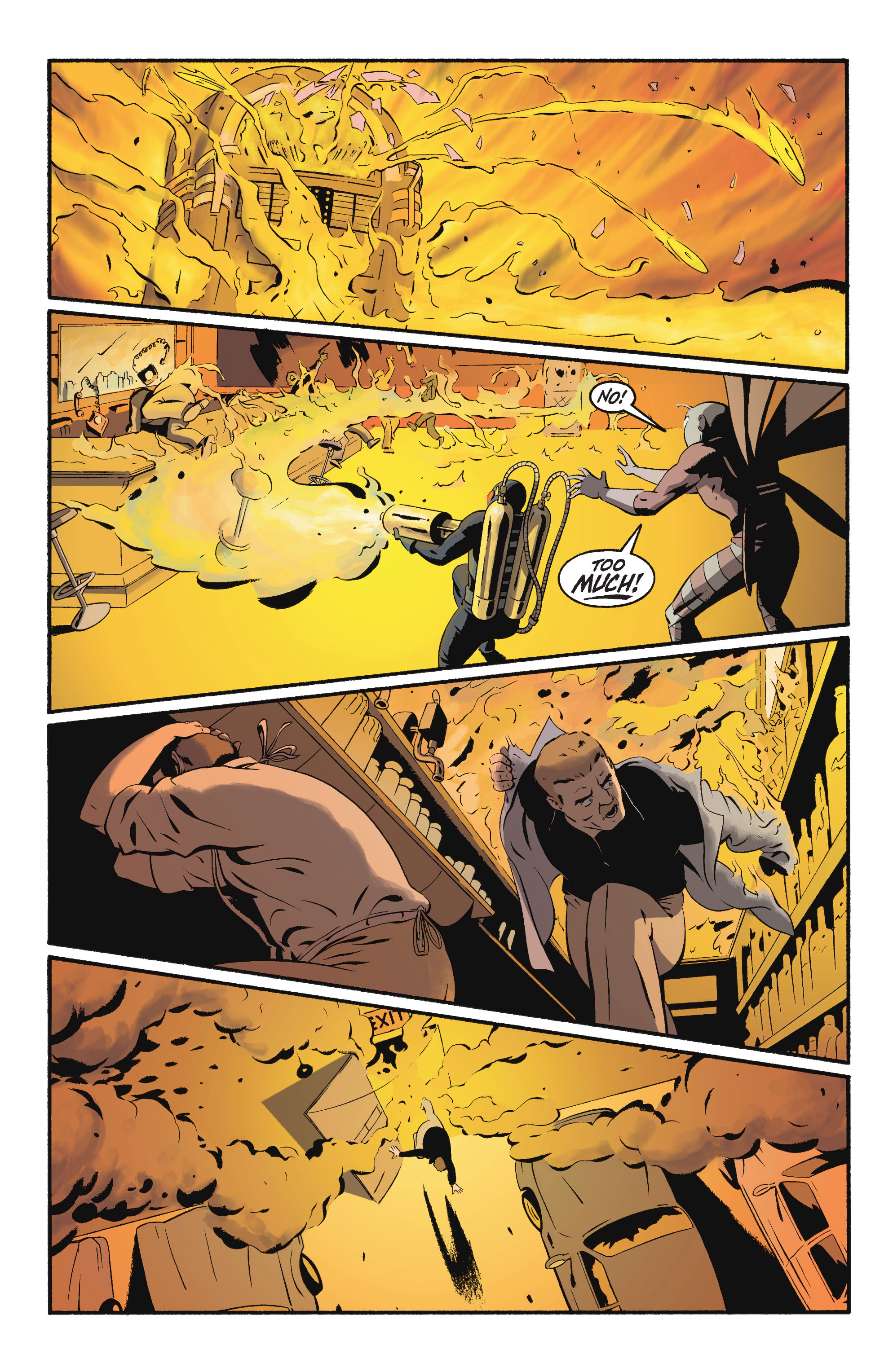 Read online Batgirl/Robin: Year One comic -  Issue # TPB 2 - 104