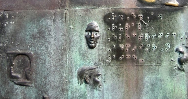 Lost in Translation: Braille, Inaccessible (FDR Memorial)