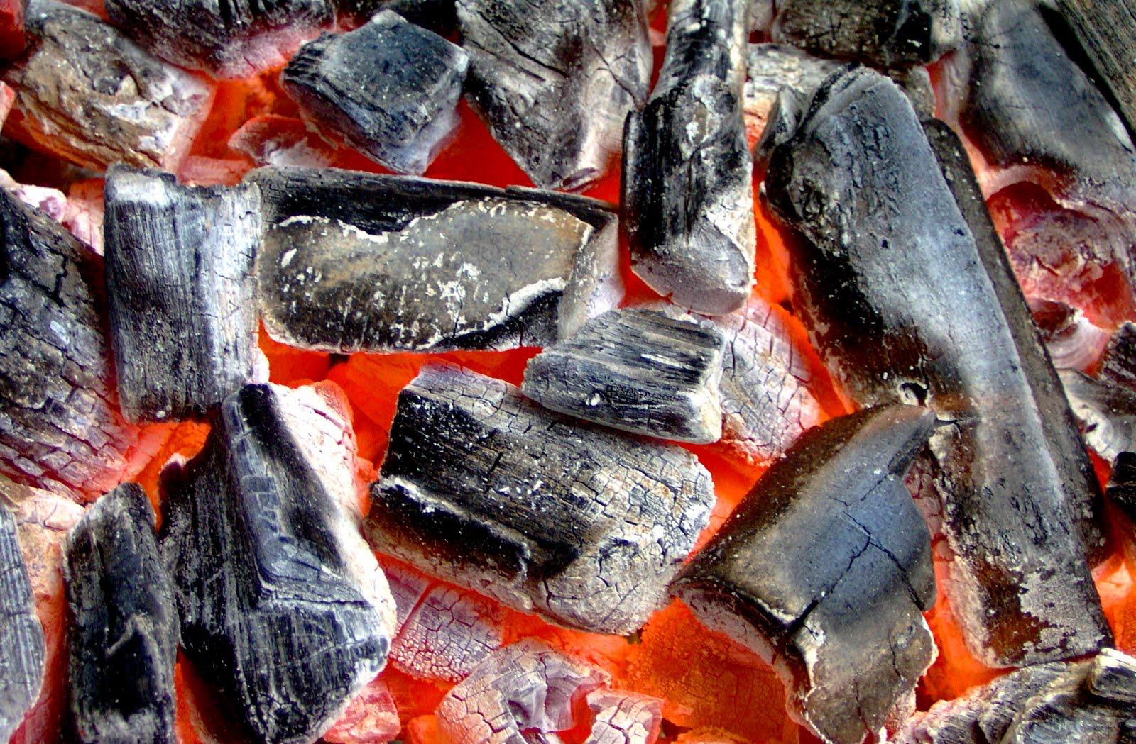 Entre carbones y brasas