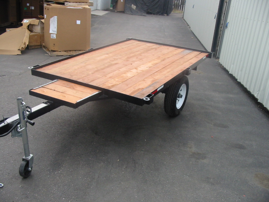 M Amp M Trailer Raft Atv Mini Raft Deckover 5x8 6x8 5x10