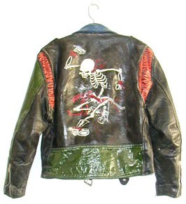Blog010110: #372 Punk Rock Leather Jacket Collection