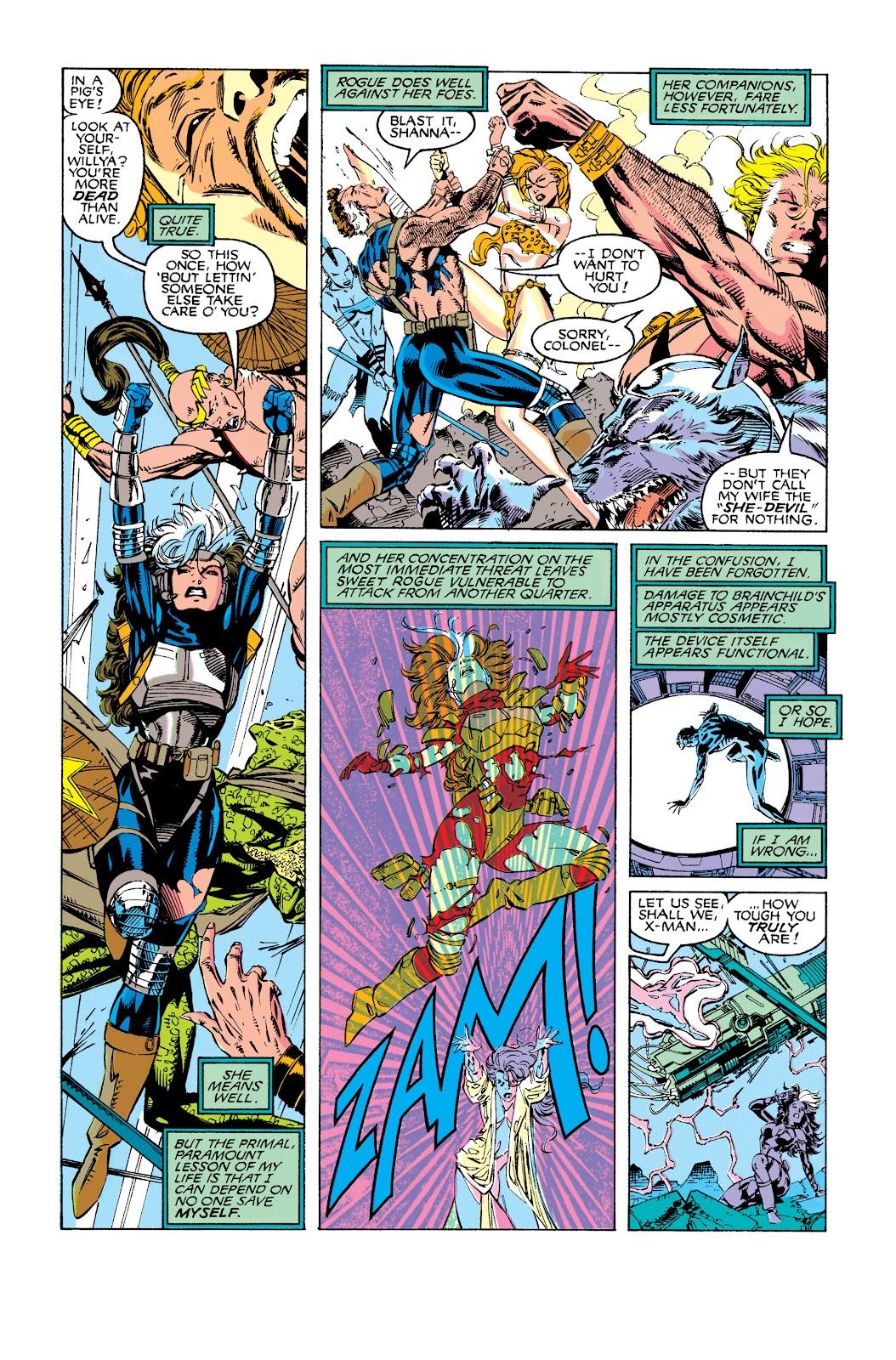 Uncanny X-Men (1963) issue 275 - Page 29