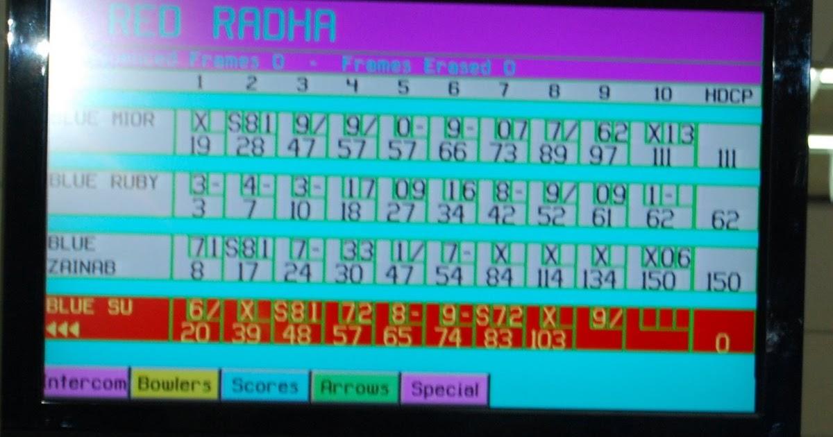 Zai KuLiM  Bowling Tournament Intel Shift 2 ed530dfdd1