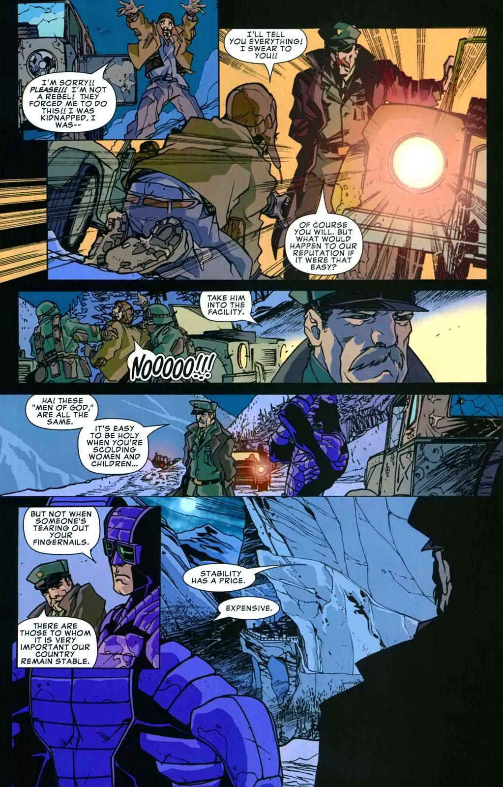 Read online Amazing Fantasy (2004) comic -  Issue #16 - 31