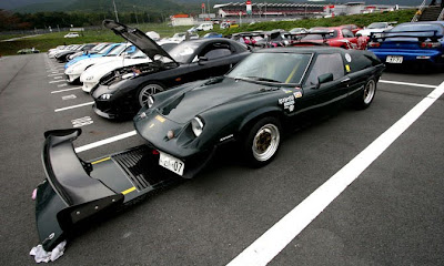 Driving Spec:NA: How to tune a Lotus    the Japanese way!