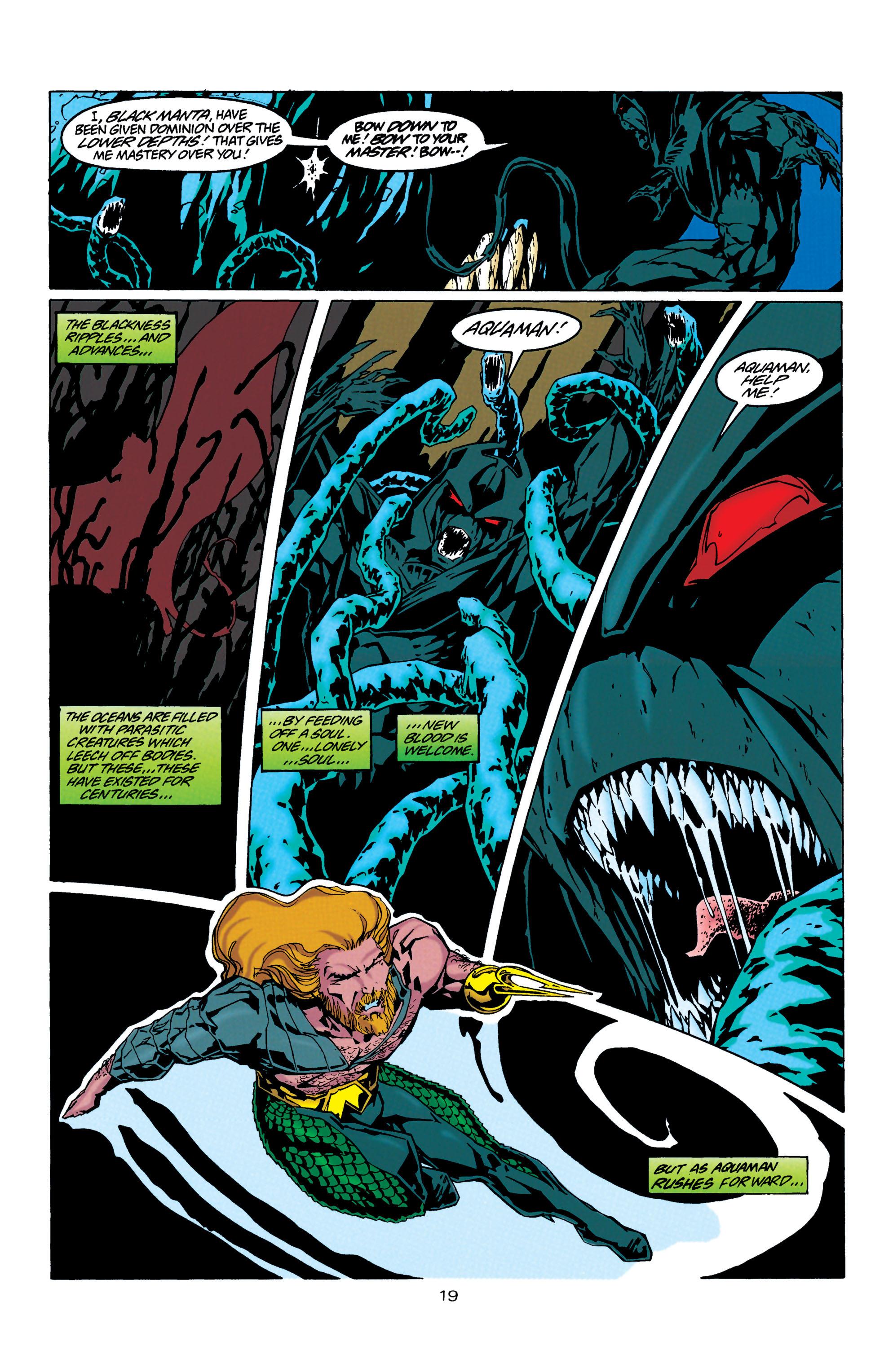 Read online Aquaman (1994) comic -  Issue #30 - 19
