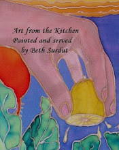 Art From the Kitchen~                    Local Food, Global Recipes